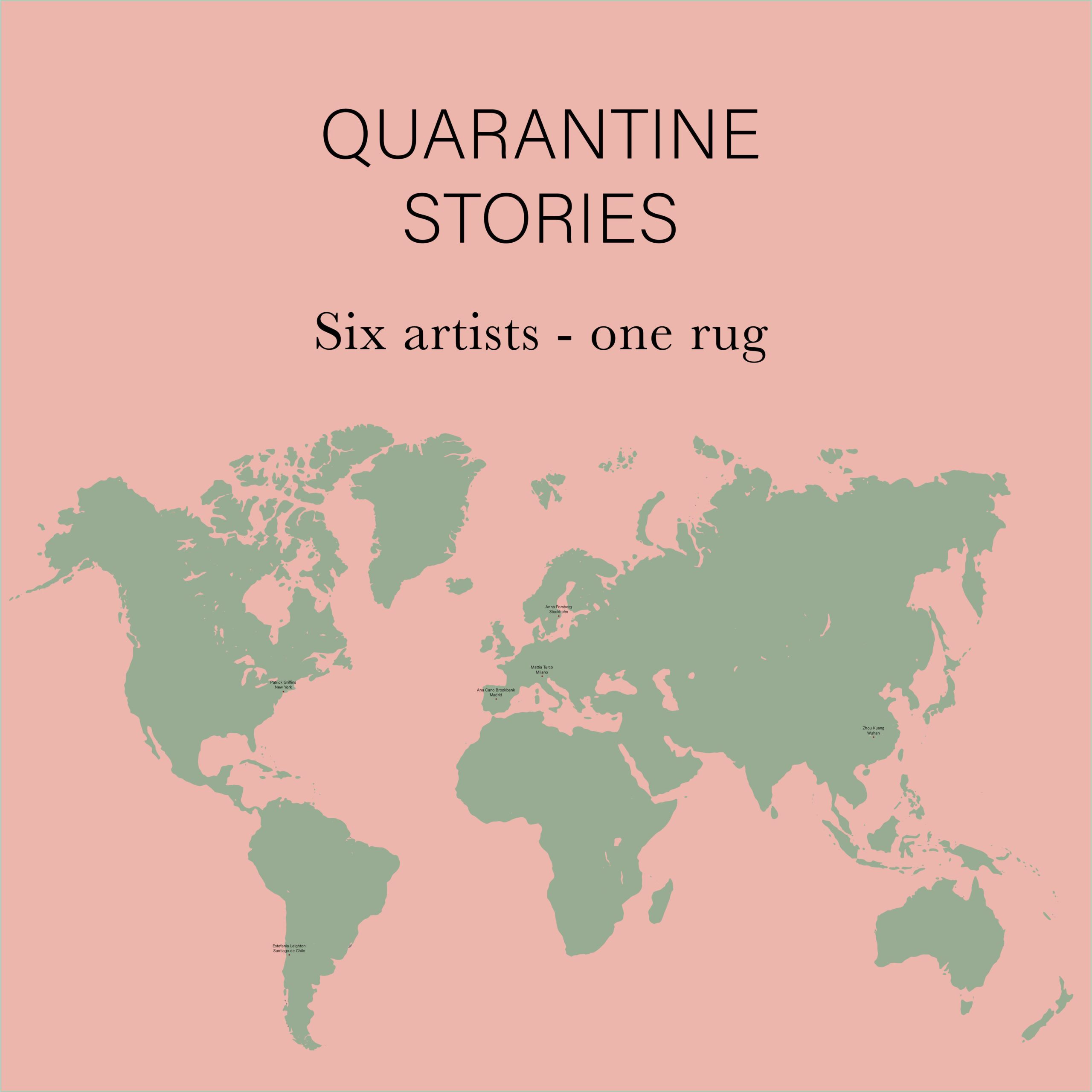 ANNA FORSBERG & QUARANTINE STORIES
