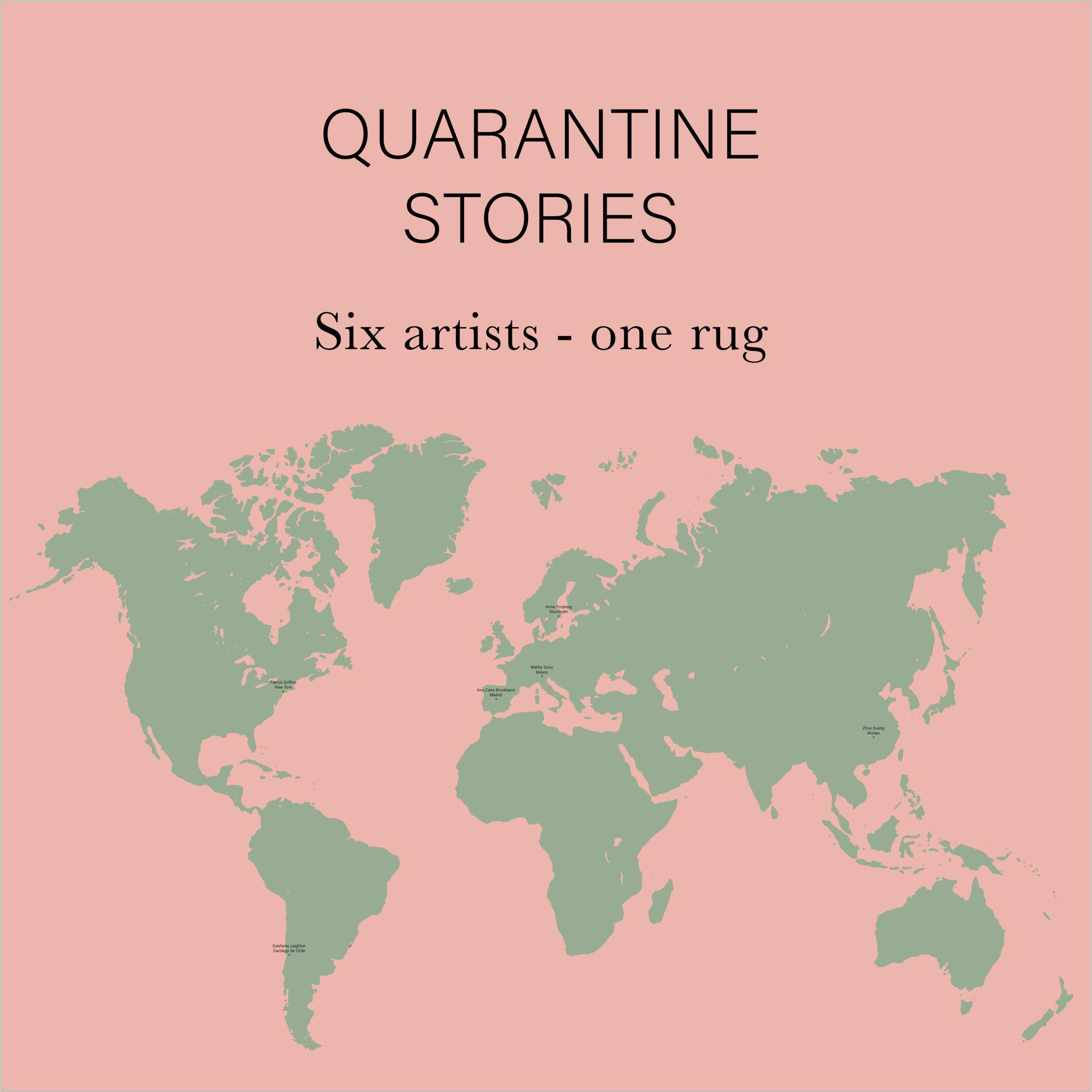ANNA FORSBERG & QUARANTINE STORIES
